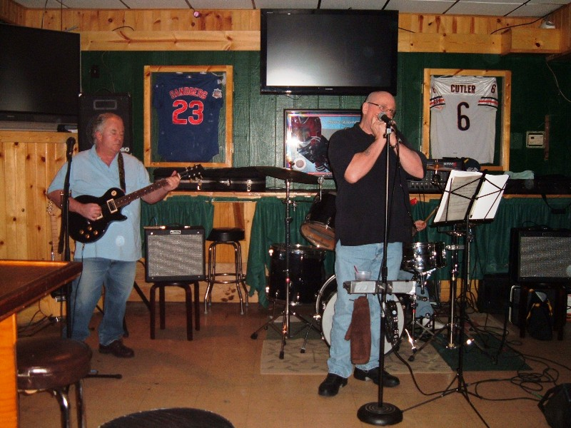 Bluesville Junction Band at TC Pub, 9700 S. Cicero Ave, Oak Lawn, IL 60453 - February 17, 2012 at 9:30pm